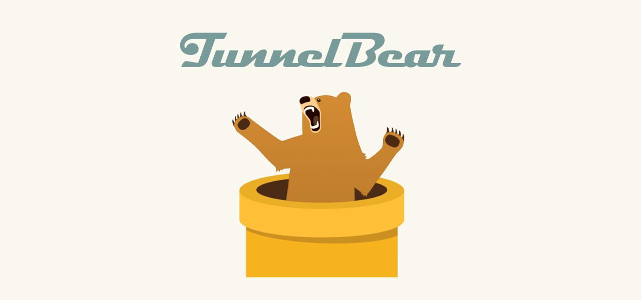 Tunnel Bear VPN provider
