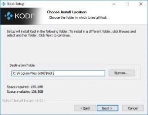 Kodi VPN einrichten