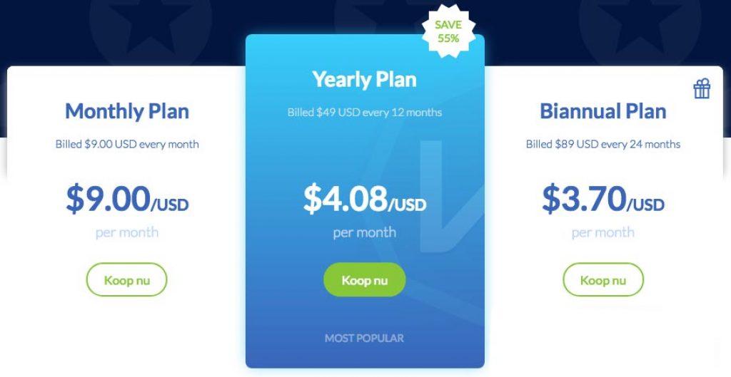 Windscribe review VPN-Angebote und Preise