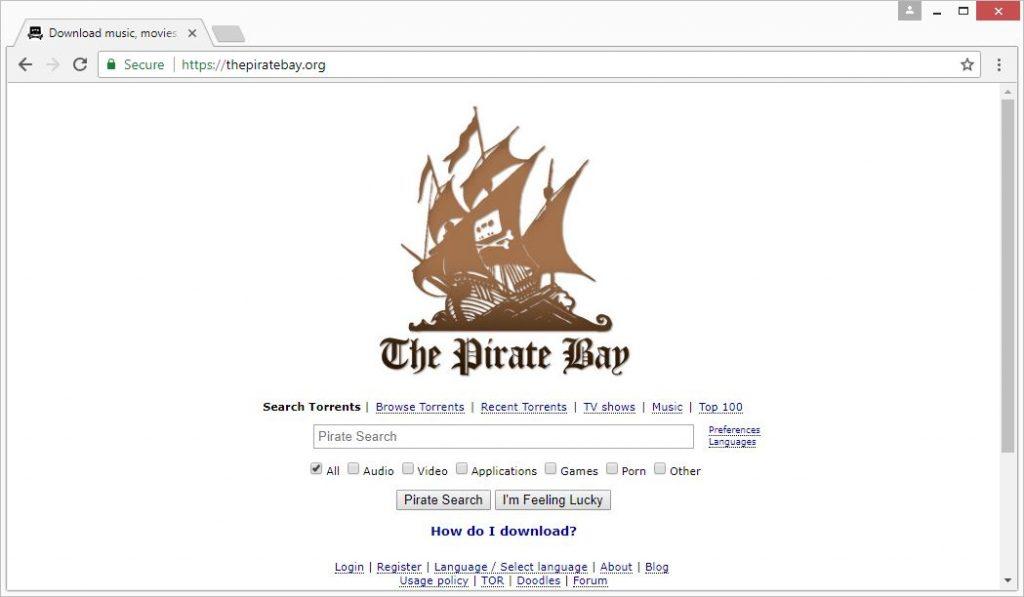 piratebay vpn