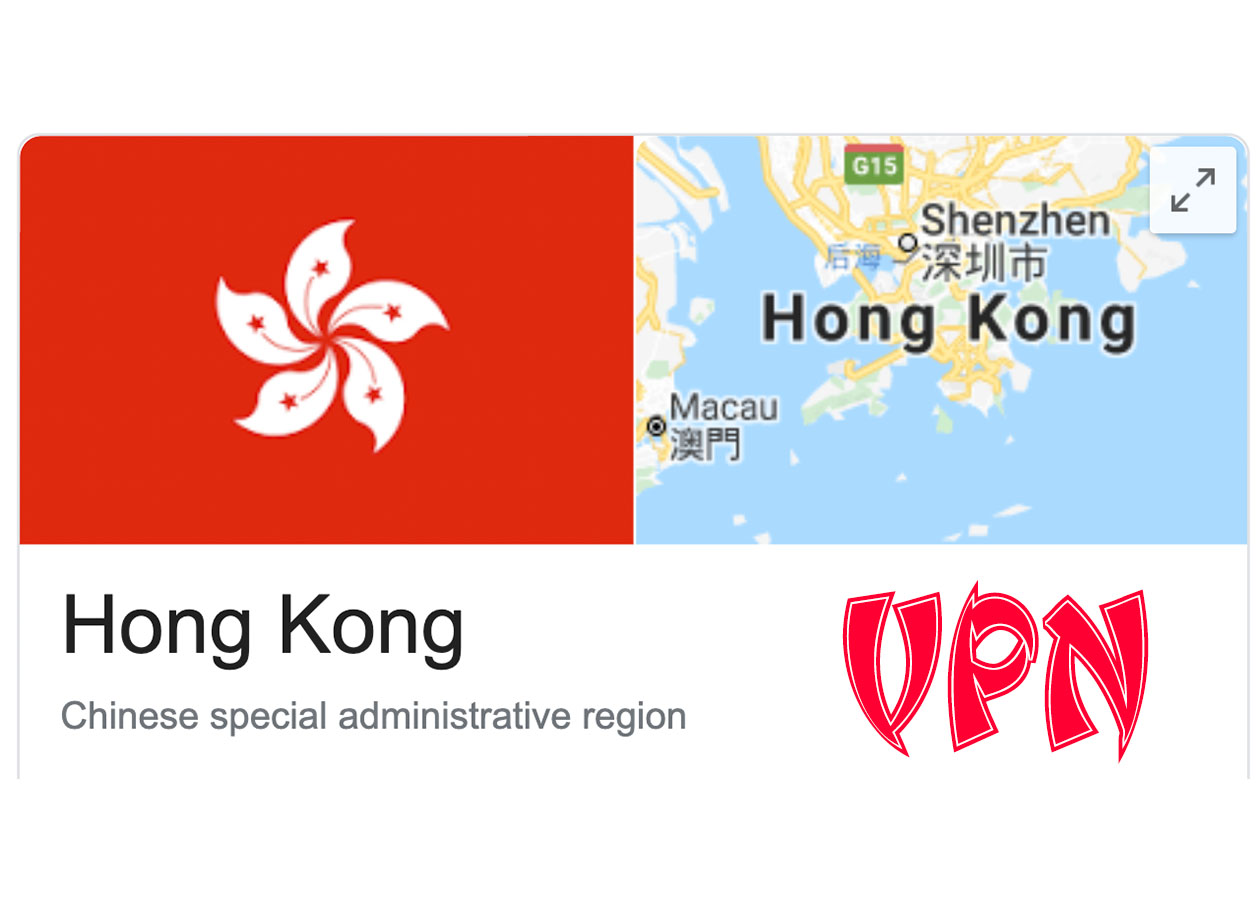 Hong Kong VPN