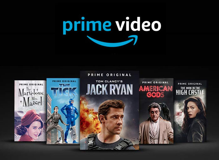 Amazon Prime Video Ausland