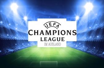 Champions League live Stream mit VPN | Nie wieder ein Spiel verpassen