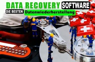 Software zur Datenwiederherstellung | Ein Überblick