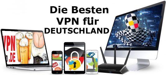 VPN für Deutschland