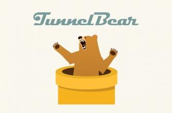 TunnelBear VPN Anbieter | Einfach und günstig
