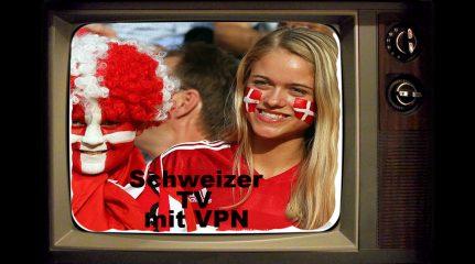 Schweizer Fernsehen im Ausland | Mit einem VPN ist alles möglich